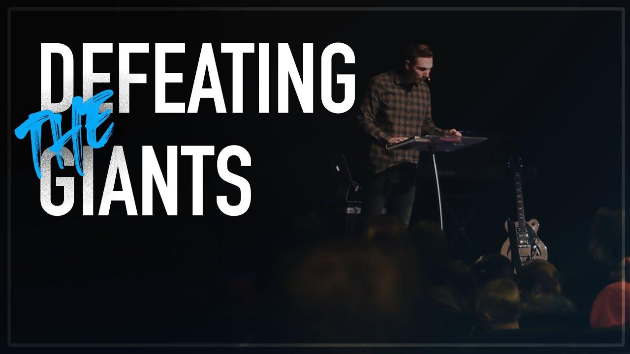 Defeating The Giants | Pastor John Huseman | The Ark Church Online