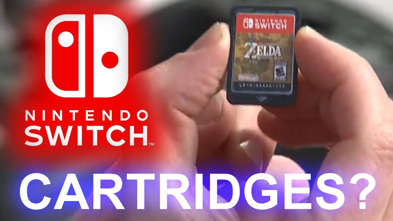 Games with updated cartridges? - Nintendo Switch
