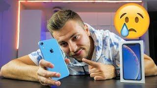 Dlaczego żałuję, że kupiłem iPhone Xr?