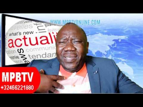 MPBTV Actualité Compliquée 01.06.2017:l'Angola veut installer Sindika Dokolo au pouvoir en RDC???