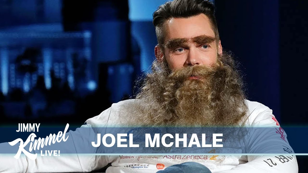 Download Joel McHale is the Busiest Man in Hollywood During Quarantine