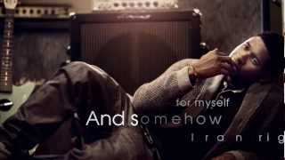 Usher - Looking For Myself ft. Luke Steele [Lyric Video]