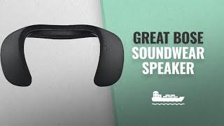 Save Big On Bose SoundWear Speaker Black Friday / Cyber Monday 2018: Bose SoundWear Companion