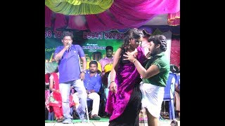 Panju mittai selai katti 18+ only Tamil Nadu village Record dance கிராமத்து ஆடல் பாடல் HD