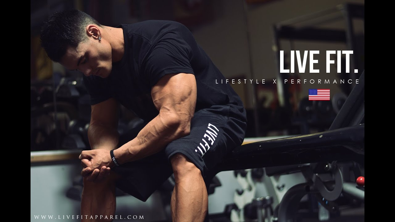 Jeremy Buendia Interview with Live Fit Apparel - YouTube