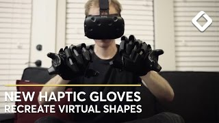 Add Another Sense to Virtual Reality