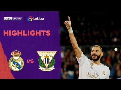 Highlight Real Madrid vs Leganes | Kemenangan yang di Rindukan