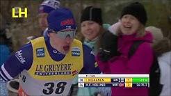 Iivo Niskanen voittaa 15 kilometrin kilpailun Lahdessa 2020!