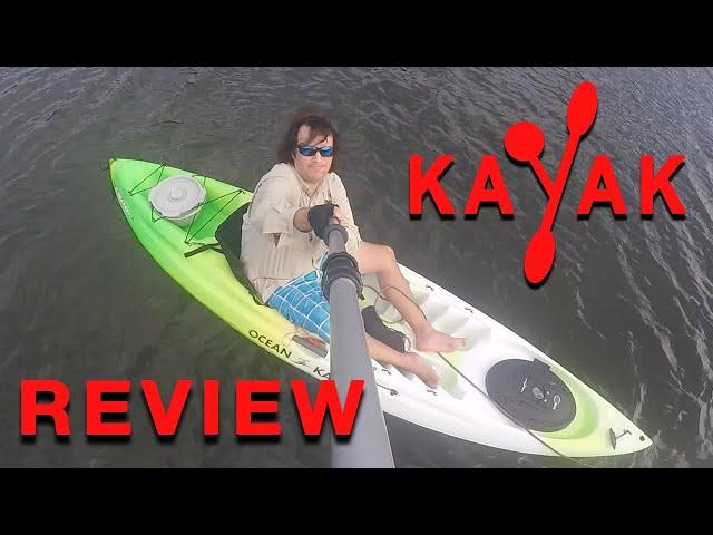 Ocean Kayak Caper Review, 2017 Episode 1