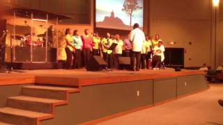 THE FOUNTAIN OF LIFE CHOIR