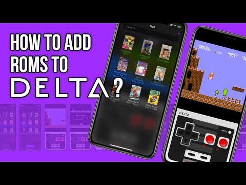How To Add ROMs To Delta Emulator On IOS 13