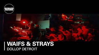 Waifs & Strays 95 min Boiler Room Broadcasts DJ Set at Dollop Detroit Series