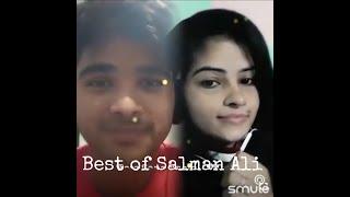 Tere Sang Yaara - Salman Ali & Rajani | Rustom | Atif Aslam | Indian idol 10