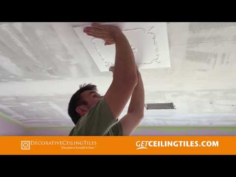 how-to-scrape-popcorn-ceilings-and-install-foam-ceiling-tiles