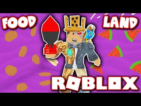 *NEW* FOOD LAND UPDATE IN MINING SIMULATOR!! (Roblox)