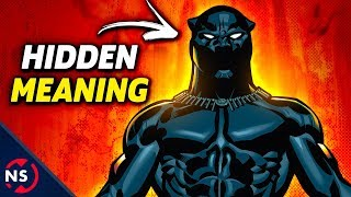 The Hidden Meaning of Marvel's BLACK PANTHER Comic EXPLAINED! || NerdSync