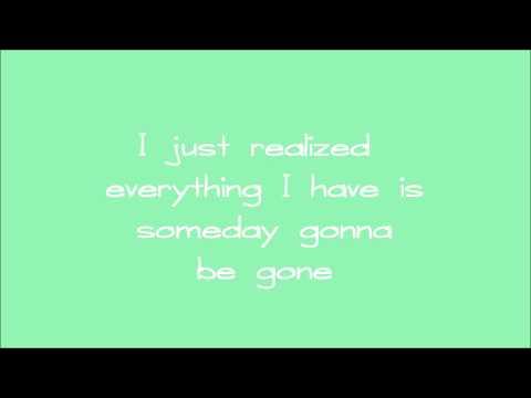 Taylor Swift - Never Grow Up (LYRICS)