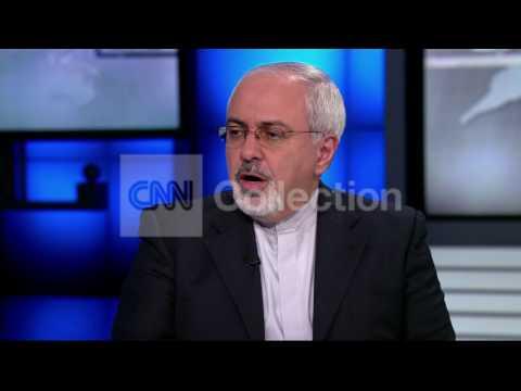 CNN:IRAN FM  ON RECENT U-S IRANIAN DIALOGUE