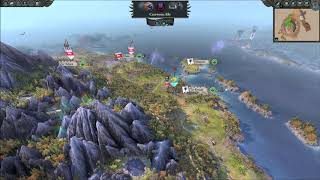 Zagrajmy w Total War: Warhammer 2 (Lothern) part 7
