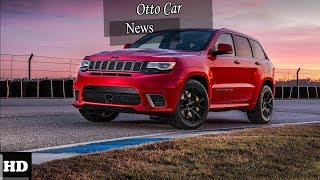 Hot News !!! 2018 Jeep Grand Cherokee Engine Overview