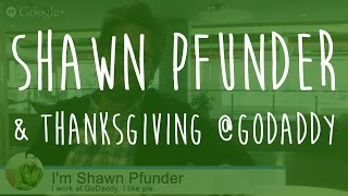 How Mad Mimi: Thanksgiving Spectacular With Shawn From Godaddy