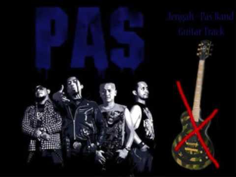 Jengah - Pas Band (Guitar track dan lirik)