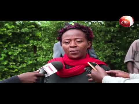 A 54year old woman killed in Murang'a in a love triangle