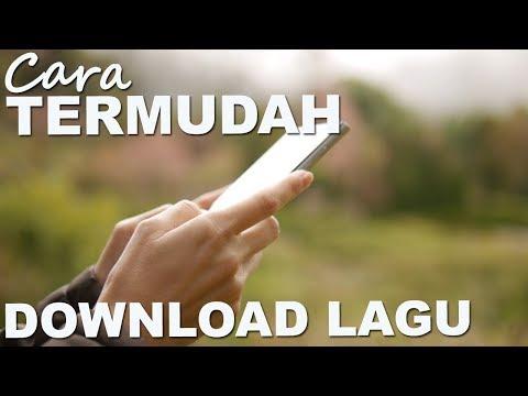 TRIK Termudah Download LAGU lewat Ponsel, KLIK aja Langsung Dapet !!!!
