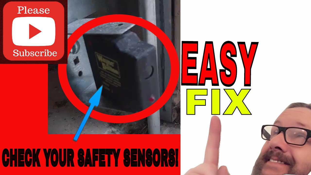 problems fix and opener repair door watch to common troubleshooting youtube garage how