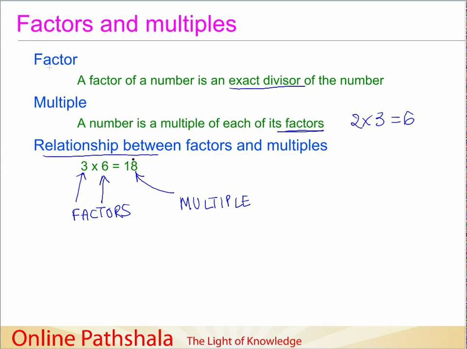 math worksheet : multiples and factors grade 4  factors and  : Factors And Multiples Worksheets For Grade 4