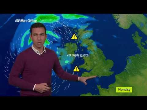 Hurricane Ophelia is heading to the UK