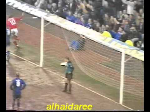 Leicester C       2-4      NOTTINGHAM FOREST               Pearce , Collymore  ,  Woan , Lee .