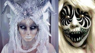 DAMMMM!!! Makeup Tutorial Compilation - Halloween Edition part #5