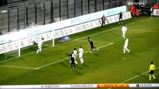 CAGLIARI - PALERMO 2 - 1  Serie A 23° giornata   www.calciosocial.com