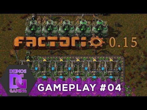 Factorio 0.15 #04 - Máme hodně energie   Gameplay CZ/SK [1080p/60fps]