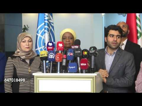 Special Representative of UN Secretary General Bangura in Iraq  احسان مةلا زاده