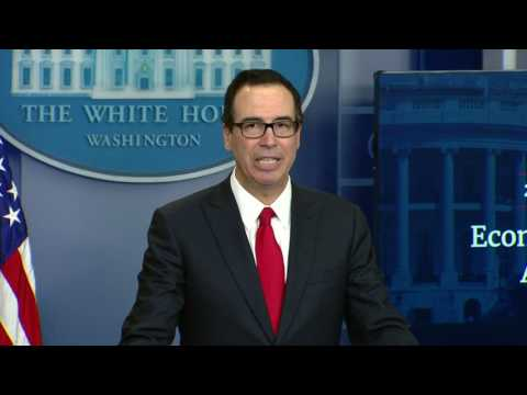 White House Unveils 'biggest Tax Cut' In U.S. History