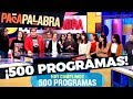 Pasapalabra - Programa 13/06/19 - ¡Pasapalabra Cumplió 500 Programas!