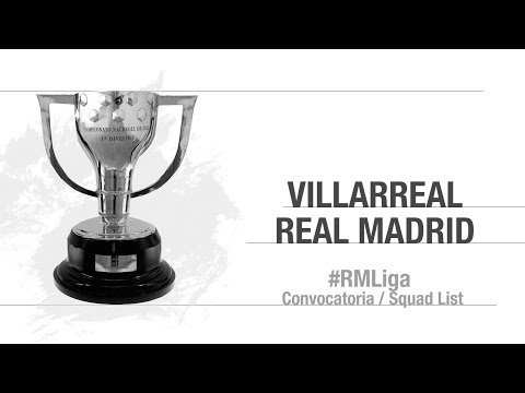 Here's our 19-man squad for tomorrow's match against Villarreal