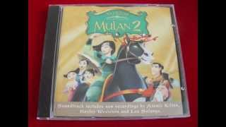 Mulan 2 OST - 04. A girl worth fighting for (Redux)