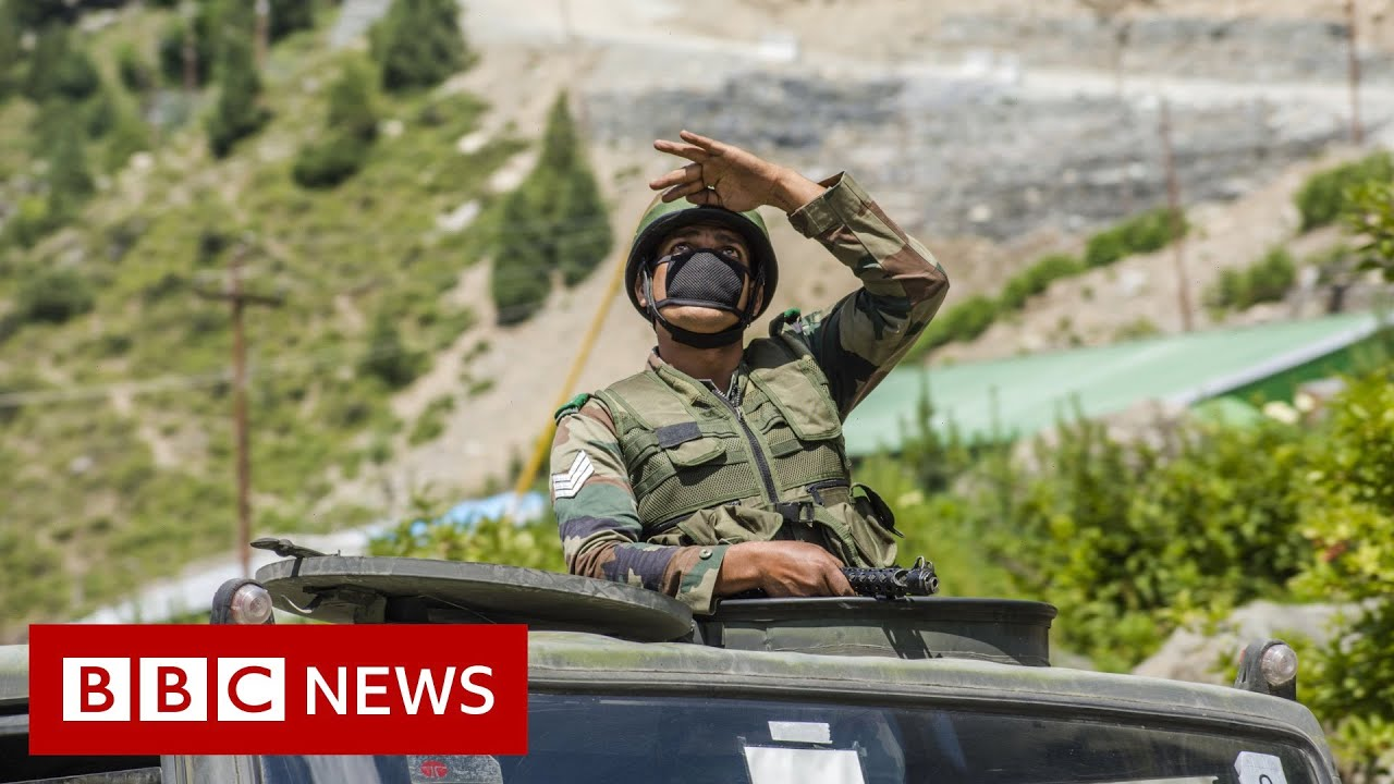 Download What happened on the India-China border? - BBC News