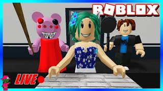 Let's Play Roblox!! (Piggy, Flee and More)