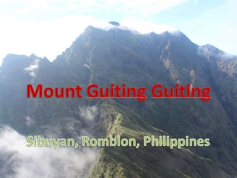 Mount Guiting-Guiting
