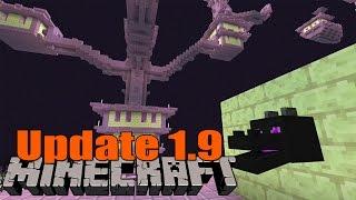 Neues END! 2 Hände! - Minecraft 1.9 Update - Snapshot 15w31a