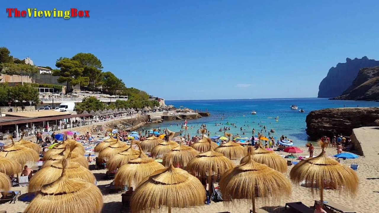 Cala Sant Vicenç ~ Cala San Vicente ~ Mallorca (Majorca) ~ Balearic's Spain ~ Short Video - YouTube