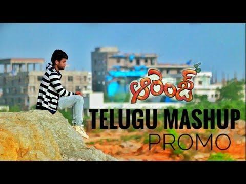 Telugu mashup||Tribute to Orange||one beat six songs||