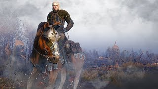 The Witcher 3 Wild Hunt c модами
