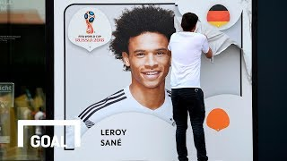 World Cup: Michael Ballack on Leroy Sane