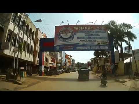 Jayapura to Sarmi, Papua Province(1) パプア州のジャヤプラからサルミへ