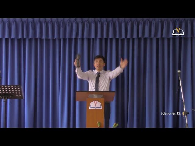 El Hijo Pródigo (parte V): Volver en sí